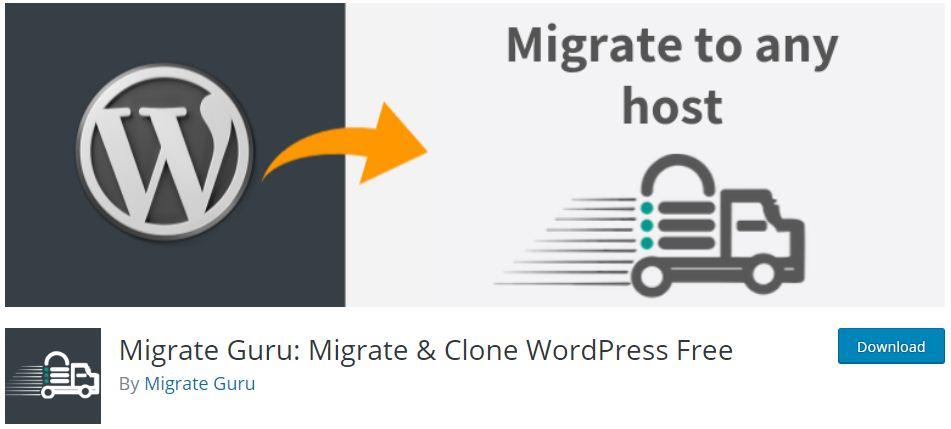 migrate guru plugins