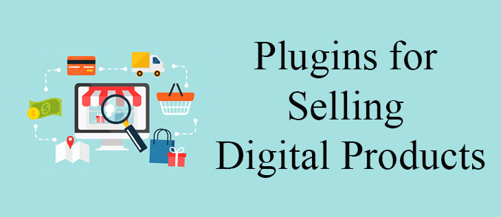 Plugins for Selling Digital Products