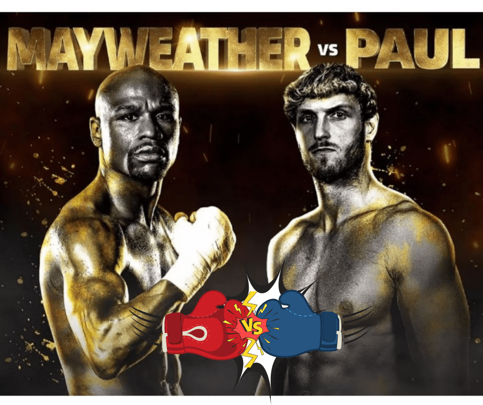 Floyd Mayweather vs Logan Paul Full Fight