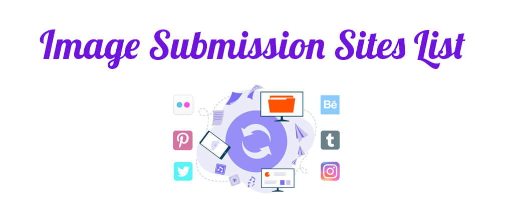 Image Submission Sites Lis